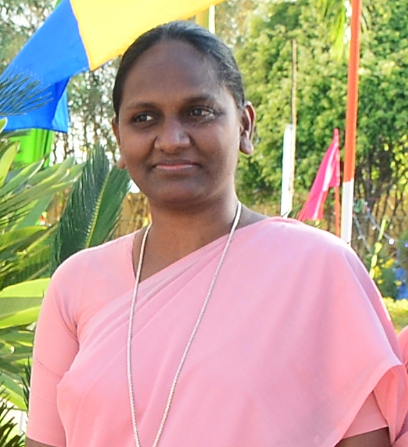 Rev. Sr. S Gnanamary Pappathi, FSAG : G. Procurator