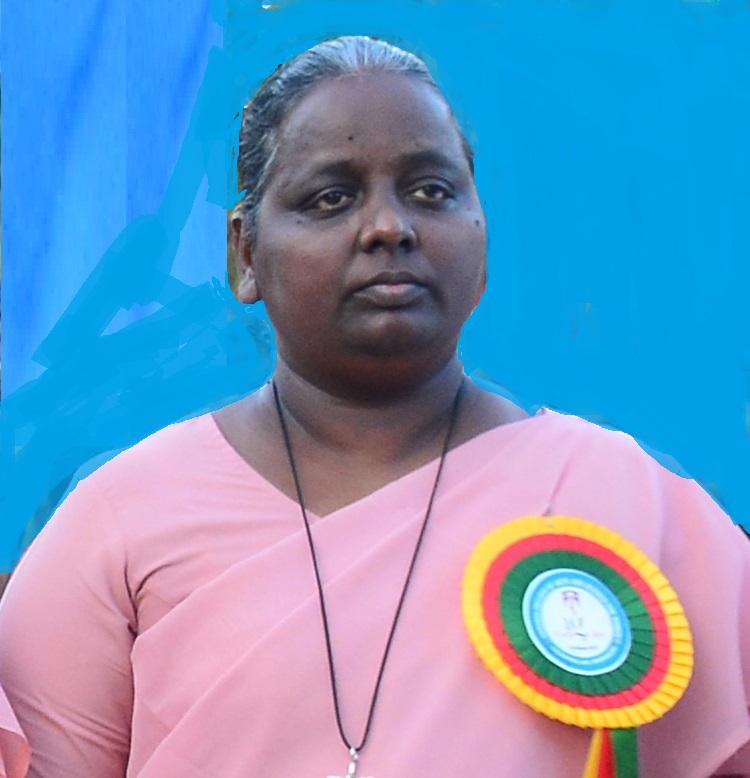 Rev. Sr. M Theresa Gnanamani, FSAG : Vice Chair-Person