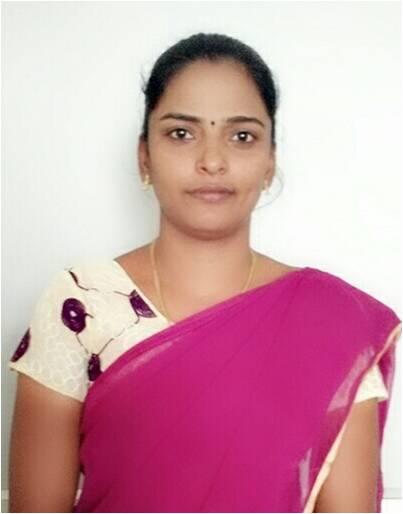 Ms.K. Usha,  M.Com.,M.Phil.,(Ph.D ) : Head of the Department