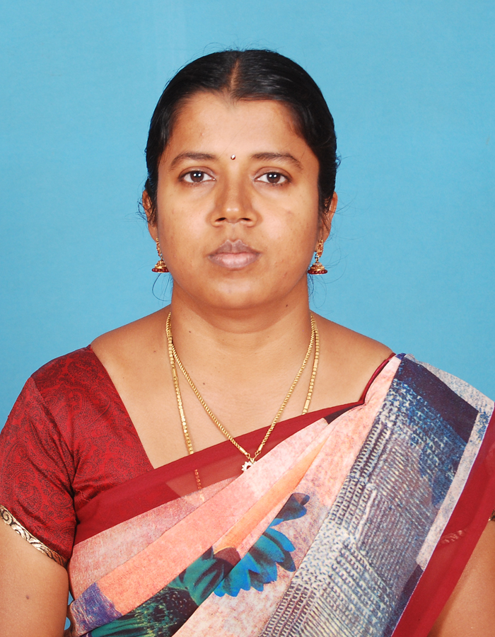Ms. J. Sakthidevi : Joint Secretary