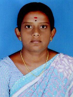 Ms. K B Brindha ,MA.,M.Phil.,B.Ed.,DMO : Assistant Professor