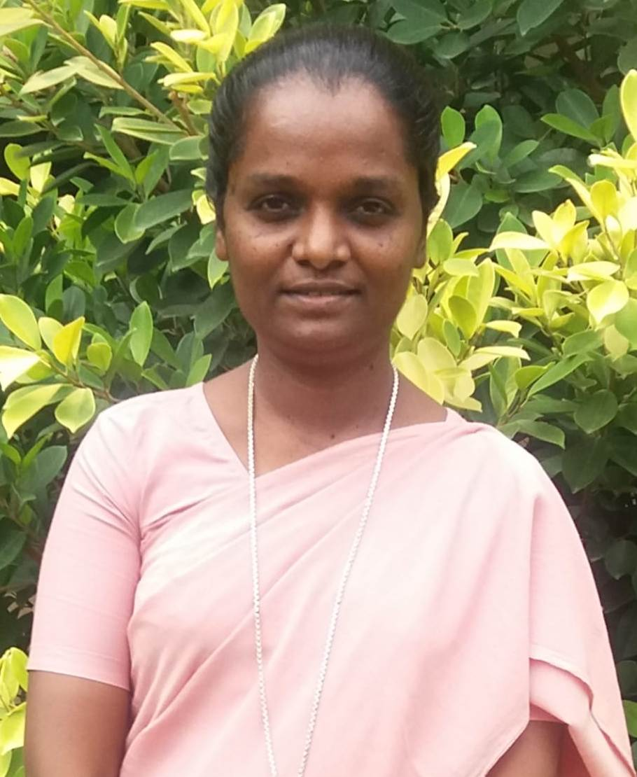 Rev. Sr. V Agnes Earnest Vimala,FSAG, : School Principal