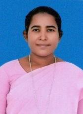 Rev. Sr. A An Chiristilla Priya Darshini : Head of the Department
