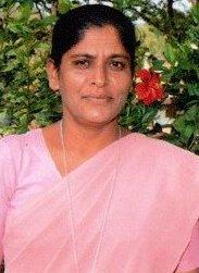 Rev. Sr. A Sagaya Mary,FSAG : Hostel Directress