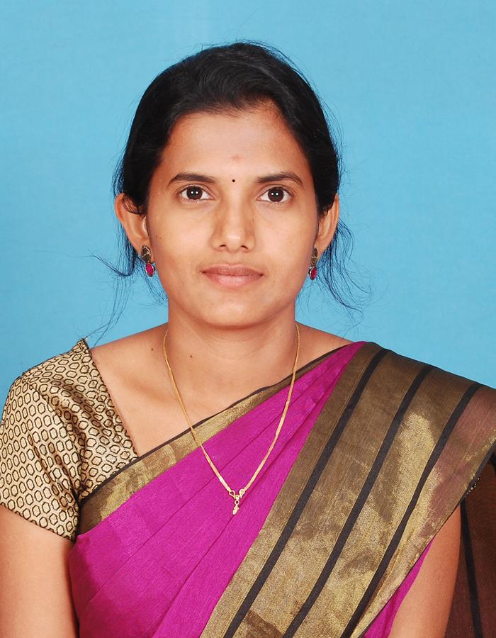 Ms.G Durga, M.Sc.,M.Phil., : ASSISTANT PROFESSOR