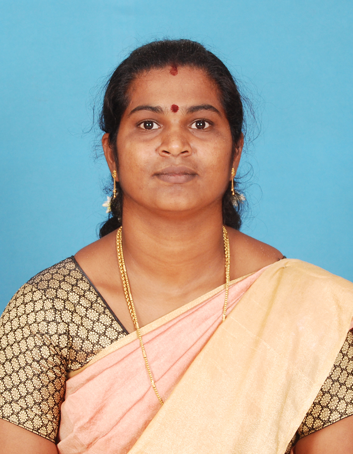 Ms M Sophia Florence Mary,M.Sc.,M.Phil.,B.Ed : Assistant Professor