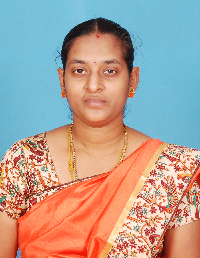 Ms. R Anto Priyadharshini,MCA.,M.Phil. : Assistant Professor