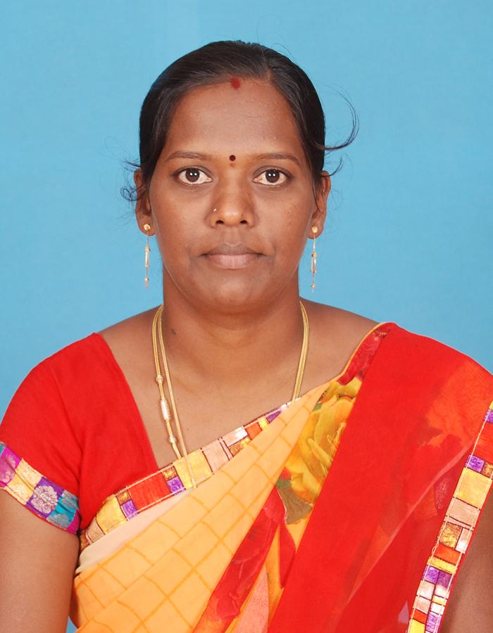Ms. S Soniyagandhi, M.Sc.,B.Ed.,M.Phil. : Assistant Professor
