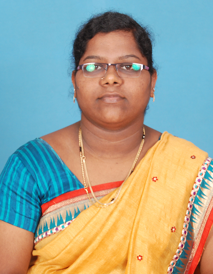 Ms. J Shalma, M.Sc.,M.Phil. : Assistant Professor