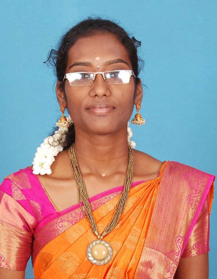 Ms.M Swetha, M.Sc. : Assistant Professor