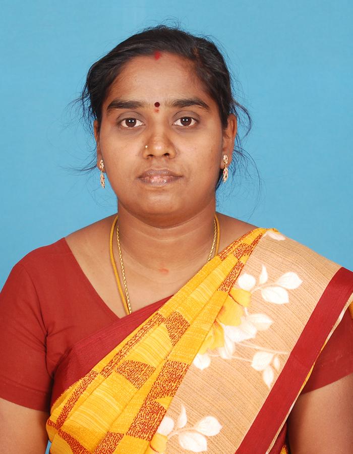 Ms. D Rama, M.Sc.,B.Ed. : Assistant Professor