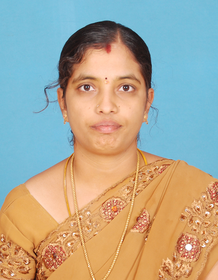 Ms. M Preethi, M.Sc.,M.Phil. : Assistant Professor