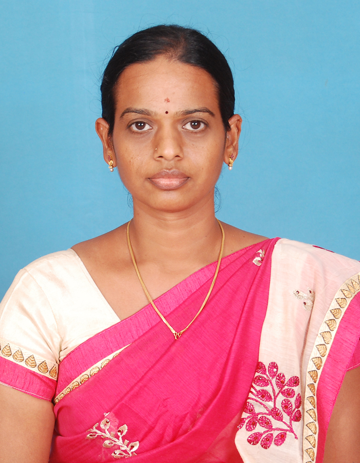 Ms.P Shanmugapriya, M.Com.,M.Phil., SET : Assistant Professor