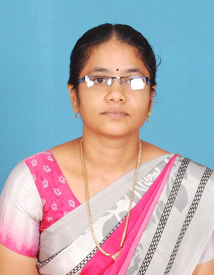 Ms.D Chitra, M.Com.,M.Phil., : Assistant Professor