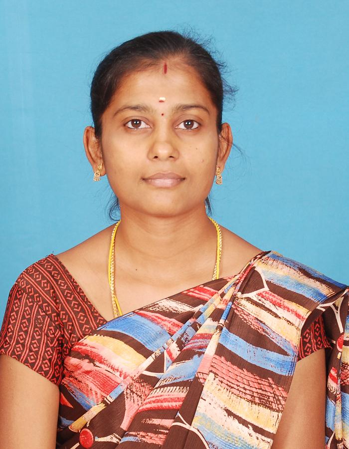 Ms.G Parvathi, M.Com(CA).,M.Phil., : Assistant Professor