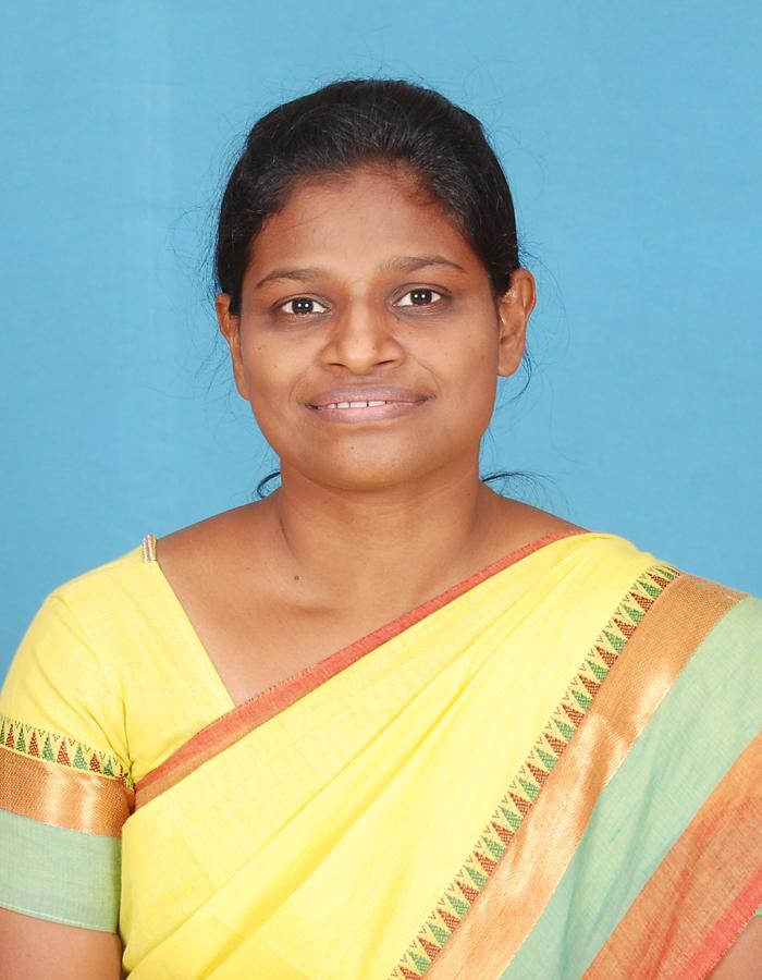 Ms. K Victoria Keren Happuch, M.com,MBA,M.Phil. : Assistant Professor