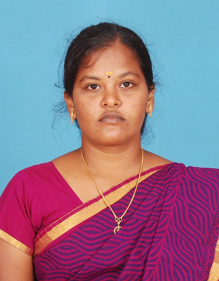 Ms. R Sathya, M.Com.,M.Phil. : Assistant Professor