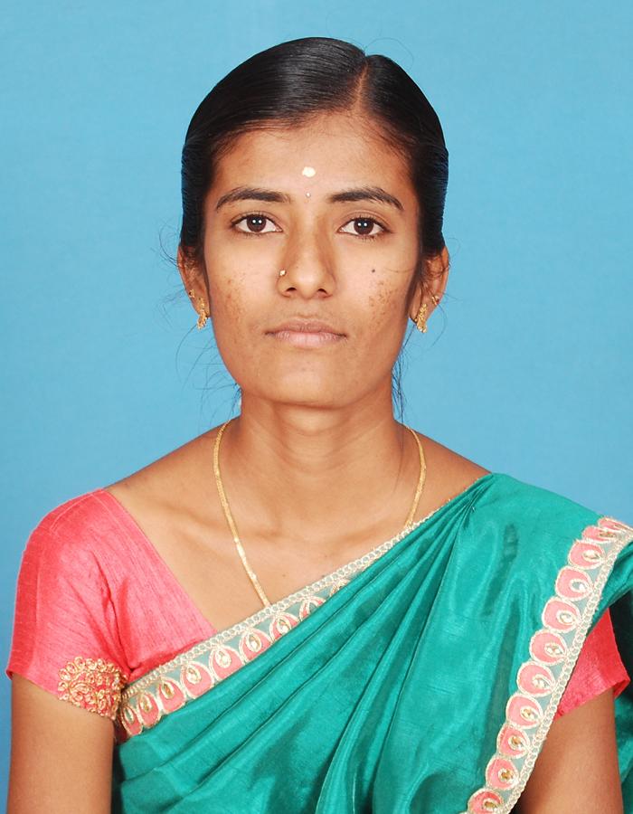 Ms. M Aswini, M.A.,M.Phil. : Assistant Professor