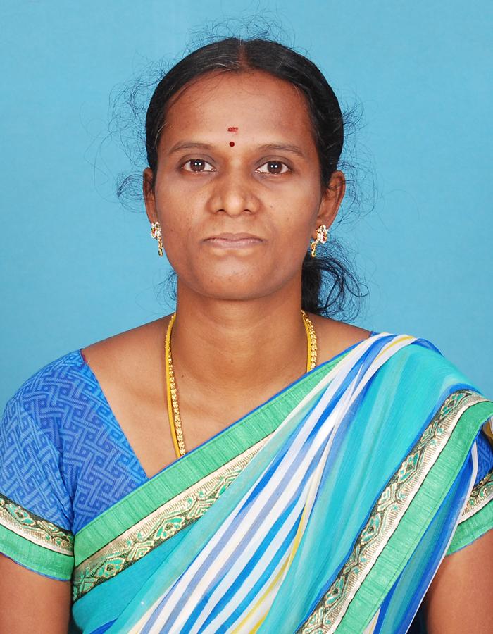 Ms.J Dianamary M.A.,M.Phil.,(P.hD) : Head & Assistant Professor