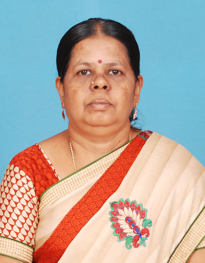 Dr.P. Thiravidaprema  M.A.,M.Phil.,NET., P.hD : Assistant Professor and HOD