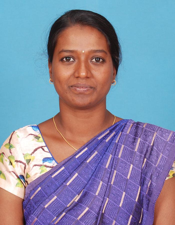 Ms. N Bharathi ,M.A.,M.Phil.,B.Ed.,NET.,(Ph.D). : Assistant Professor