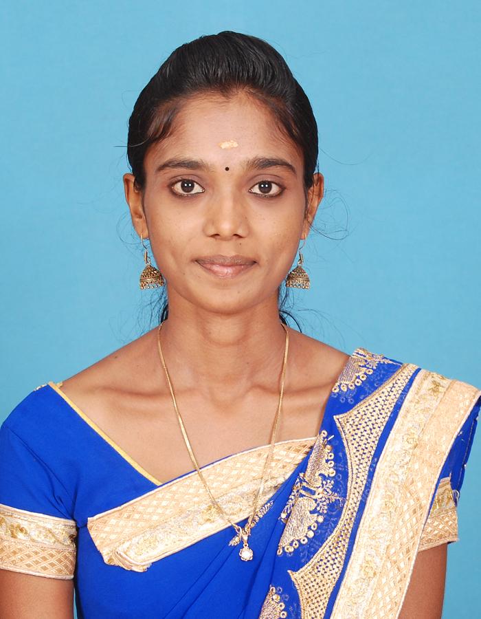 Ms. M Pallavi, M.A.,M.Phil.,B.Ed. : Assistant Professor