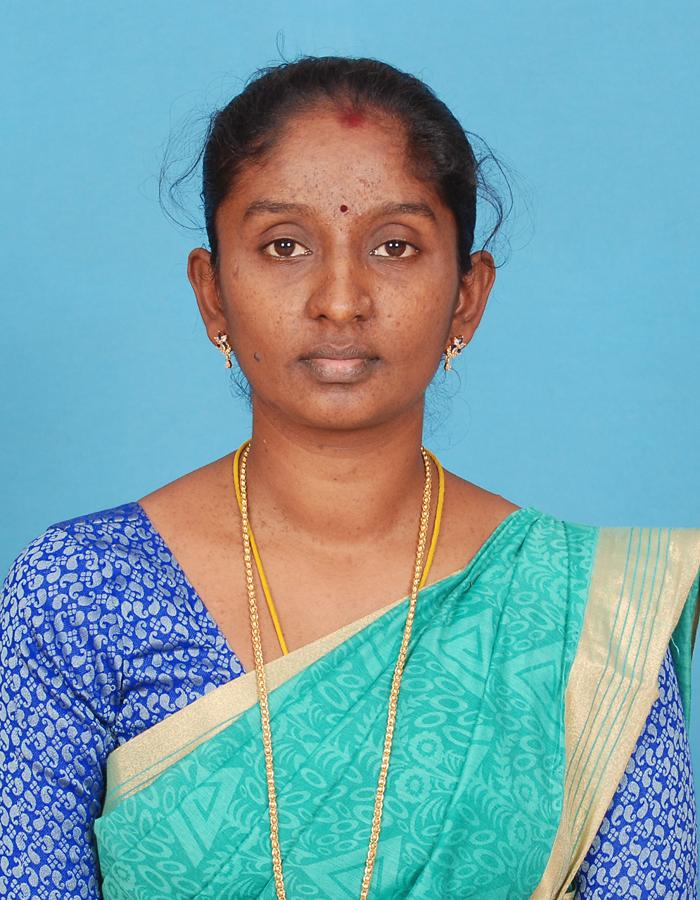 Ms. M P Infant Divya, M.A.,M.Phil.,B.Ed. : Assistant Professor