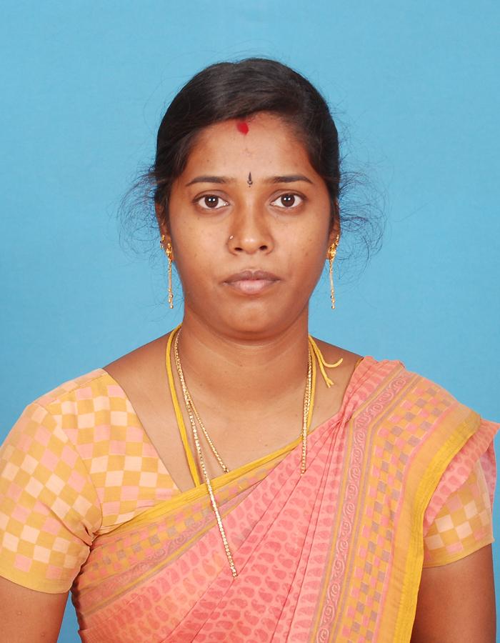 Ms. M Gayathri, M.A.,B.Ed.,M.Phil. : Assistant Professor