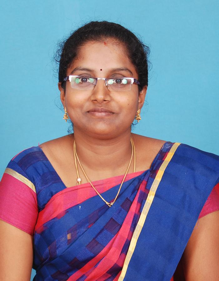 Ms. T Leema Rose M.sc., M.Phil., B.Ed., : Asst. Professor