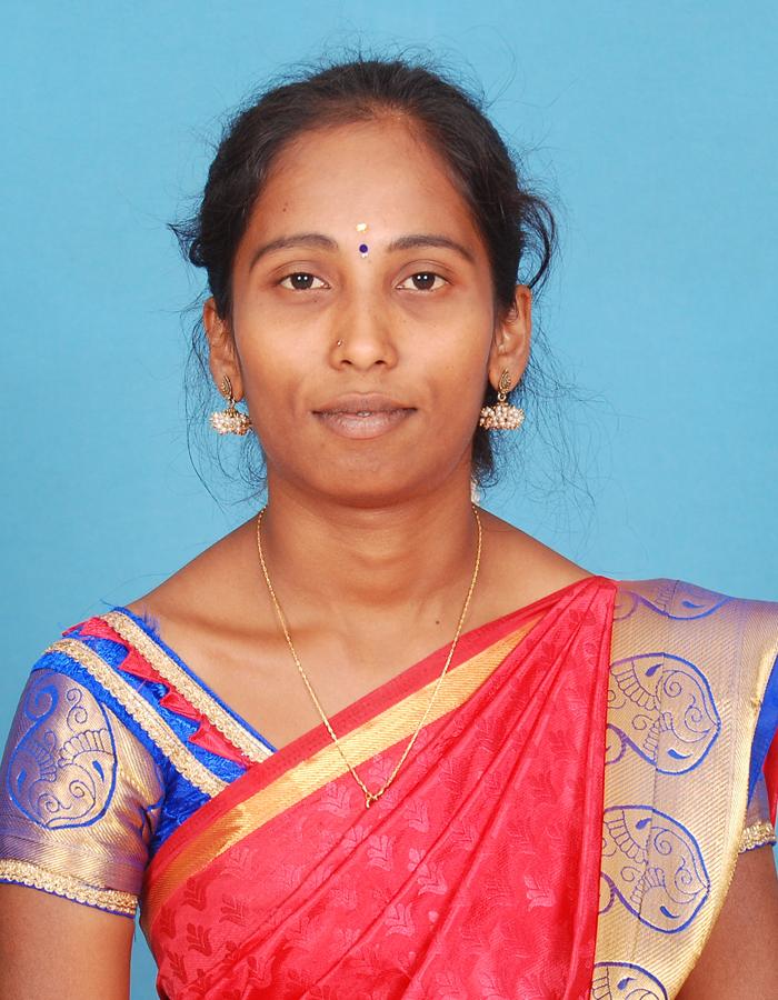 Ms. S Pavithra, M.Sc.,B.Ed.,M.Phil. : Assistant Professor
