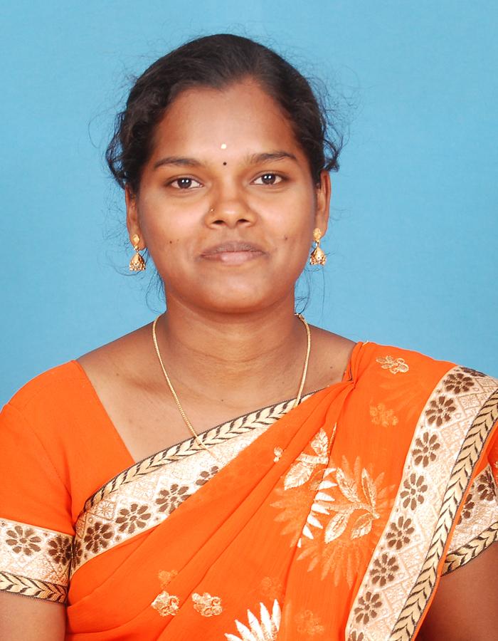 Ms. S Vasuki, M.Sc.,M.Phil. : Assistant Professor