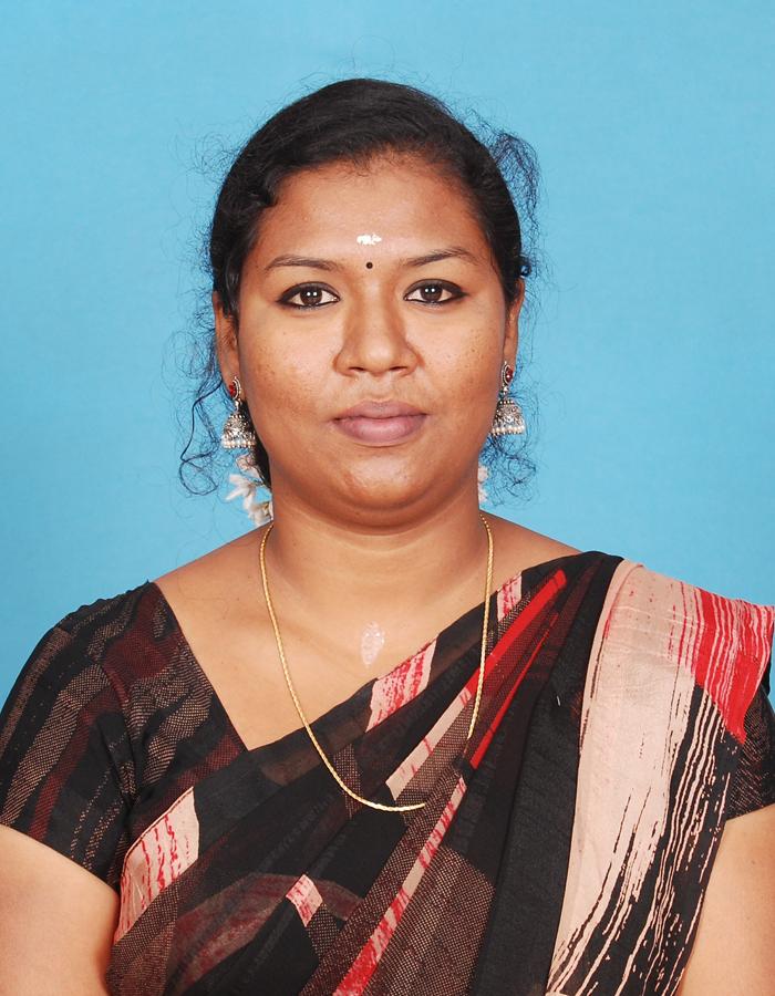 Ms. D Priyanka, M.A., B.Ed. : Assistant Professor
