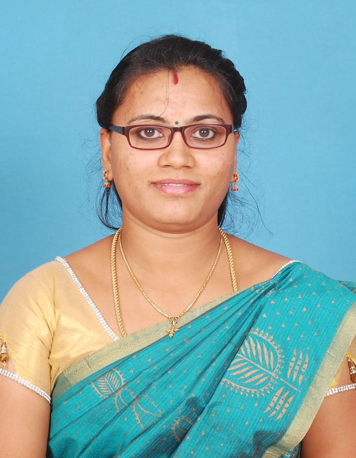 Ms. V Infant Juli, M.A.,M.Phil.,B.Ed., : Assistant Professor