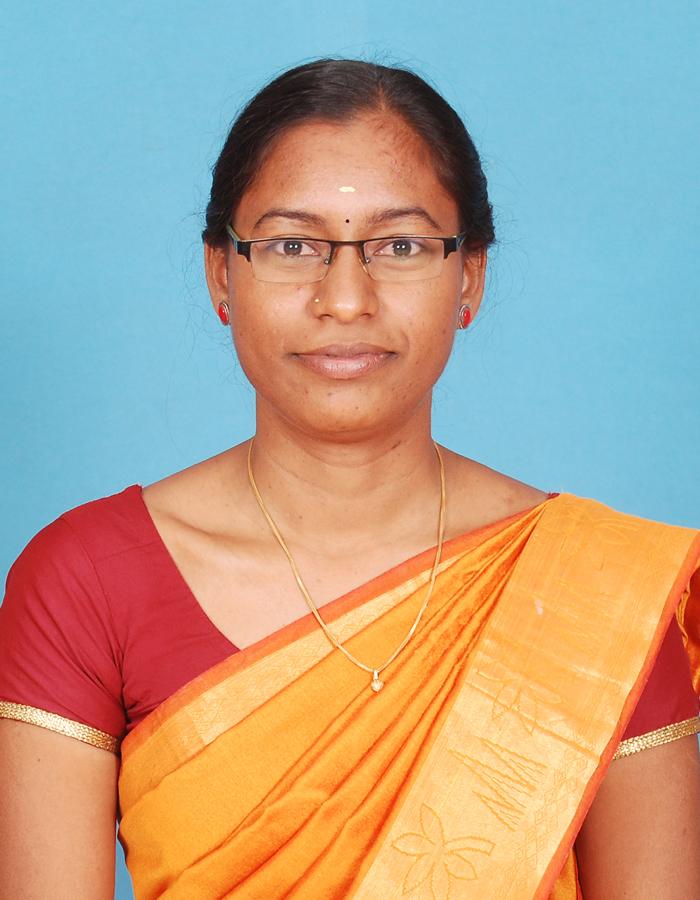 P Nandhini M.Sc.,M.Phil., : Assistant Professor