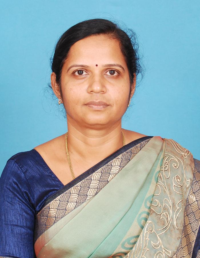 R Gandhimathi, M.Sc.,M.Phil.,B.Ed., : Assistant Professor