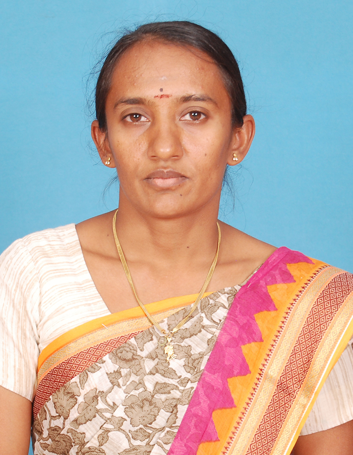 P Lavanya M.Sc.,M.Phil.,B.Ed., : Head & Assistant Professor