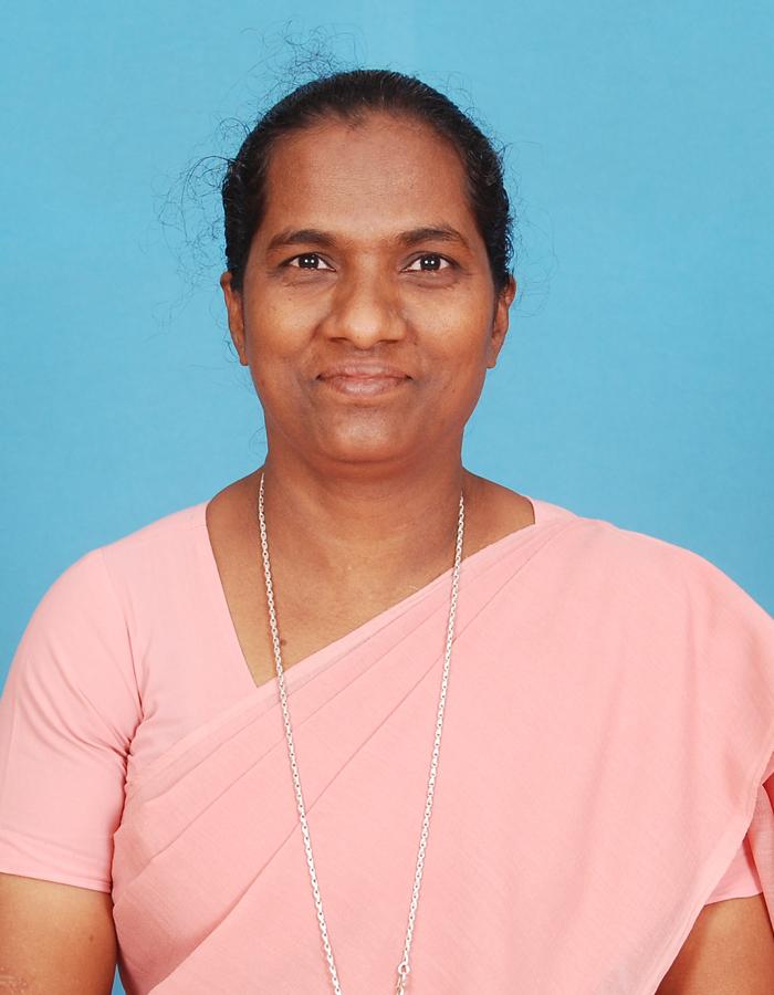 Rev. Sr. A. Santha Maria, FSAG : Librarian