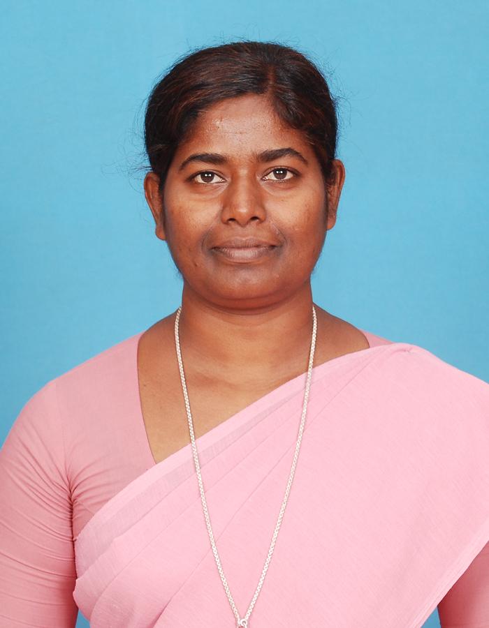 Rev. Dr. E Glitta Sumangali,M.Sc.,M.Phil.,Ph.D. : Principal