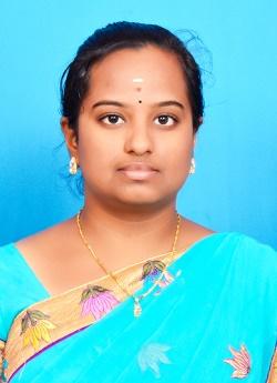 Ms. V P Pavithra,M.C.A : Assistant Professor