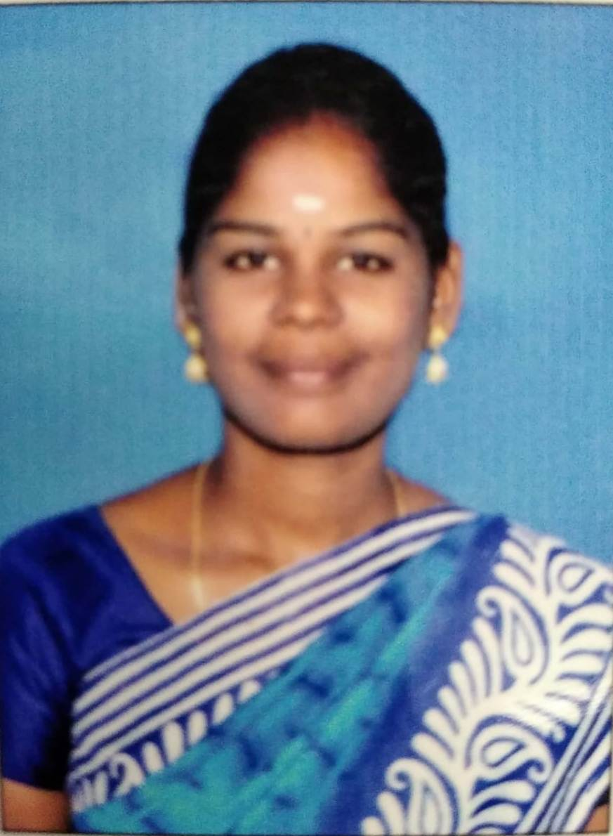 Ms. A Ranganayagi, M.Sc.,M.phil, : Assistant Professor