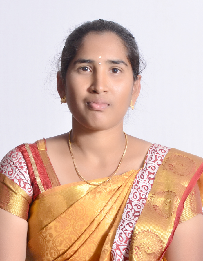 Ms. A Divya Shiny, MCA.,B.Ed., : Assistant Professor