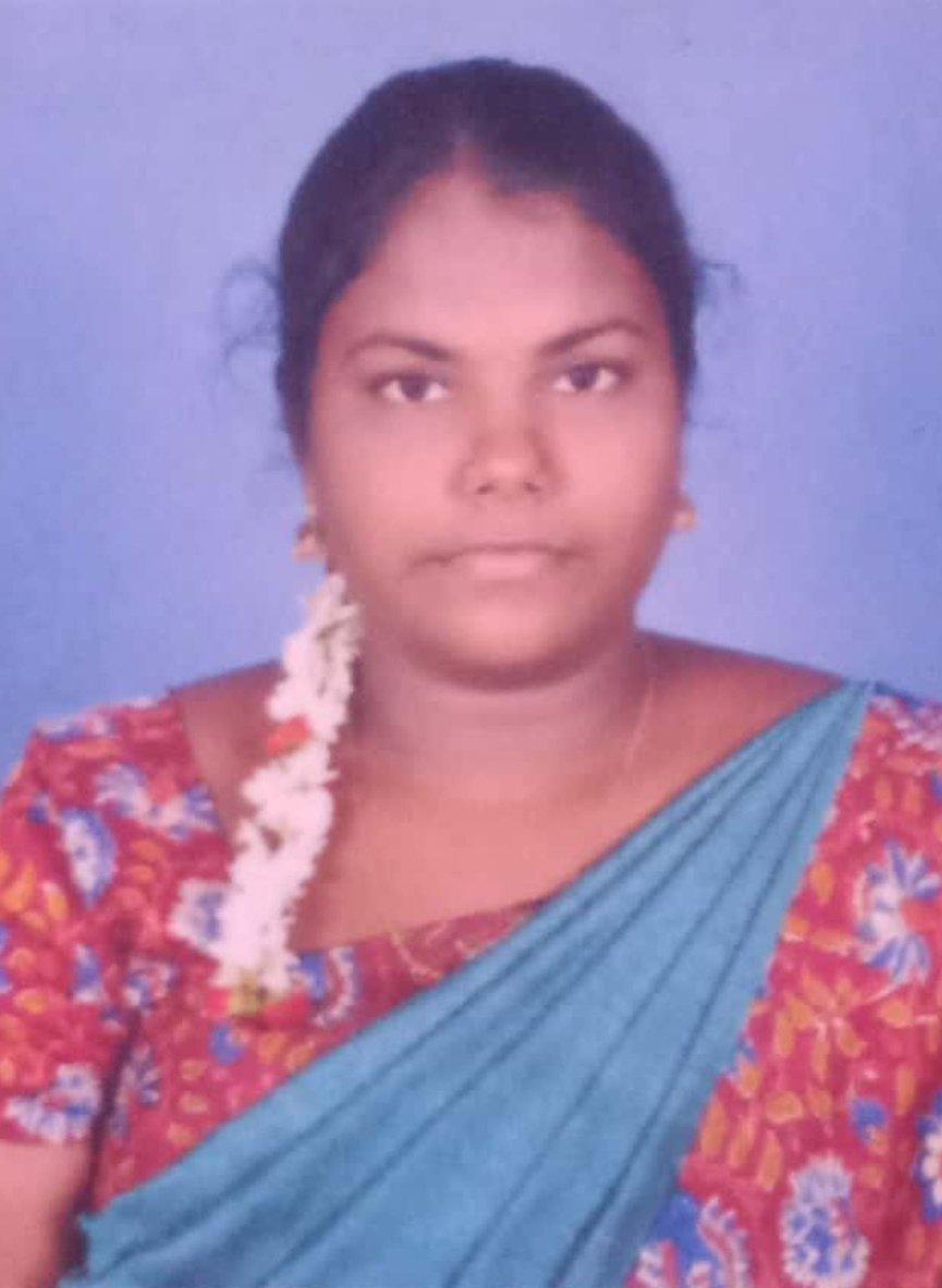 Ms. V Anitha, M.Com.,M.Phil., : Assistant Professor
