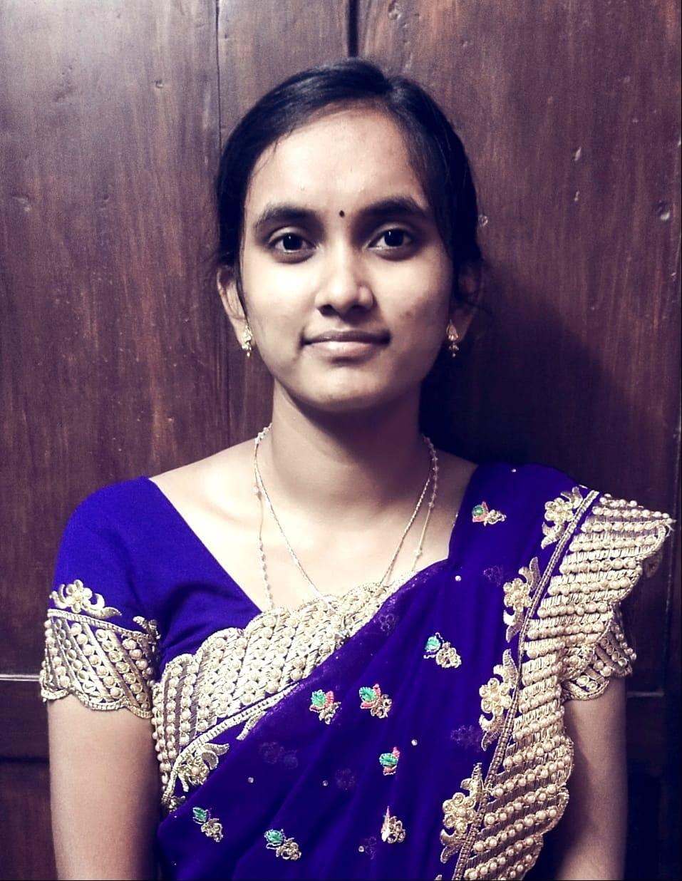 Ms. S Kethrin Theresa, M.Sc., : Assistant Professor