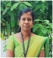 Ms. S Ajithakumari,M.Sc.,M.Ed.,M.Phil., : Assistant Professor