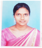 Ms. G Aruna, M.Sc.,M.Ed.,M.Phil., : Assistant Professor