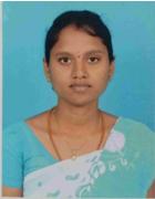 Ms. S Bharathi, M.Sc.,M.Phil., : Assistant Professor