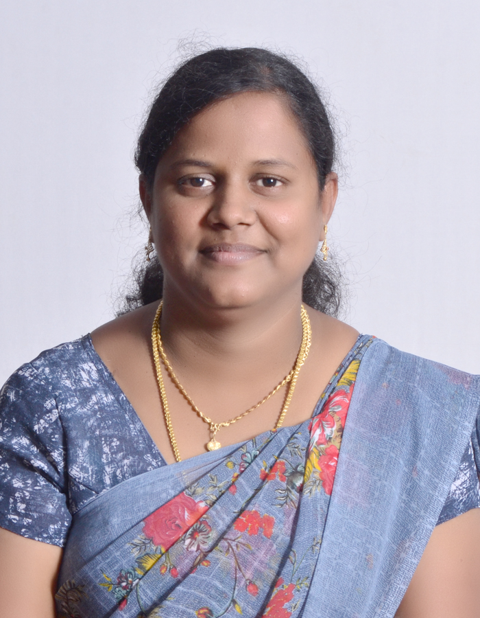 Ms. R Christy Jancy Rani, MCA., : Assistant Professor