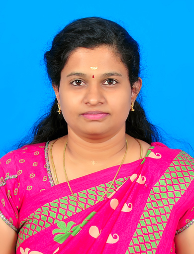 Ms. P Karthiga, MCA., : Assistant Professor
