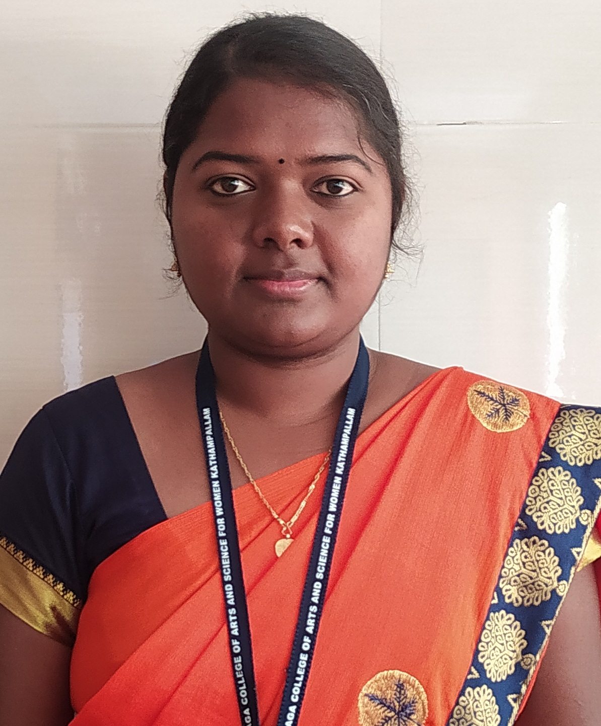 Ms. S Nimitha, MCA., M.phil., : Assistant Professor