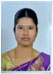 Ms. V T Srisuvetha, M.Sc., B.Ed., M.Phil.,Ph.D : Assistant Professor